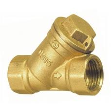 Фильтр газовый прямоточный ФГП бытовой