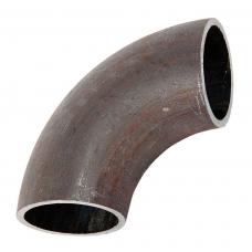 Отвод 90° стальной шовный